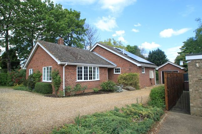 Thumbnail Property to rent in Horringer, Bury St Edmunds, Suffolk