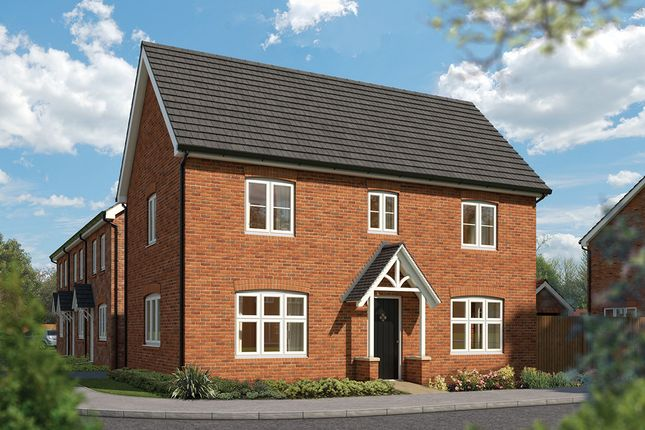 """3 bed detached house for sale in """"The Spruce"""" at Hobnock Road, Essington, Wolverhampton WV11"""