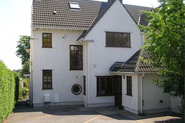 Thumbnail Semi-detached house to rent in Slade Road, Newton, Swansea