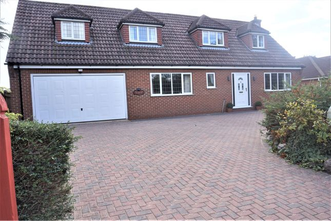 Thumbnail Detached house for sale in Scrub Lane, East Halton