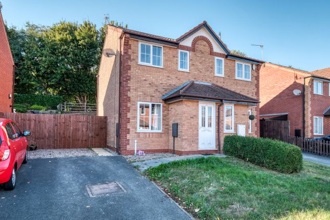 Thumbnail Semi-detached house to rent in Knowesley Close, Bromsgrove