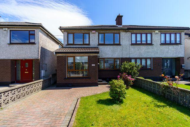 Thumbnail Semi-detached house for sale in 14 Rossmore Grove, Templeogue, Dublin City, Dublin, Leinster, Ireland