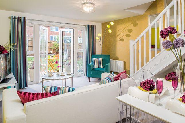 "Thumbnail End terrace house for sale in ""Ashford"" at Inglewhite Road, Longridge, Preston"