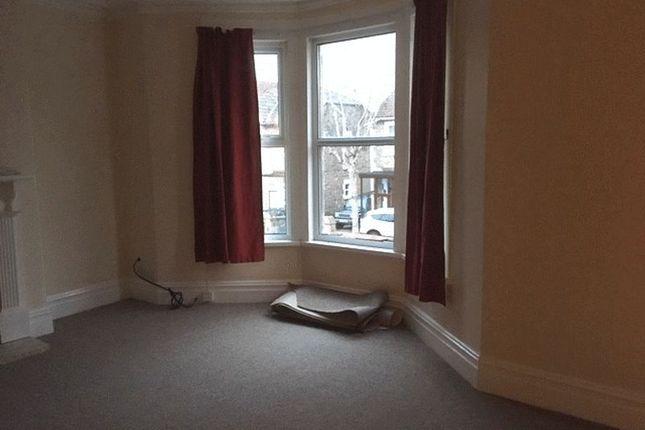Thumbnail Maisonette to rent in Stanley Road, Weston-Super-Mare, Nr Bristol