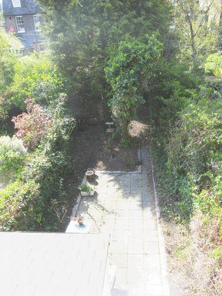 Garden of Ashburnham Place, Greenwich SE10
