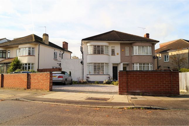 Thumbnail Semi-detached house for sale in Baker Street, Enfield