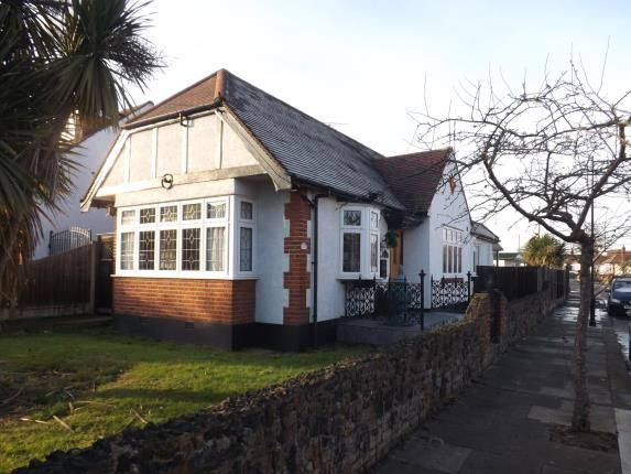 Thumbnail Bungalow for sale in Langport Drive, Westcliff-On-Sea