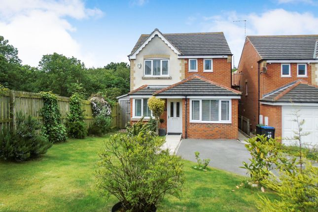 Thumbnail Detached house for sale in Redwood, Seaham
