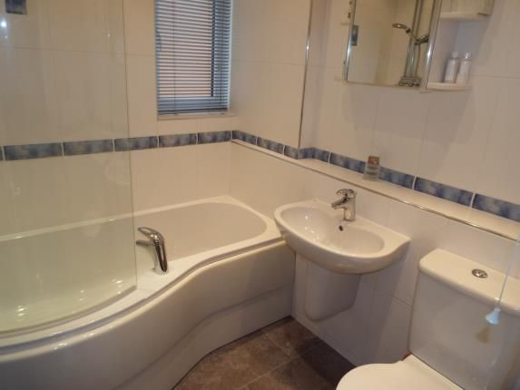 Bathroom of Channel Way, Ocean Village, Southampton SO14