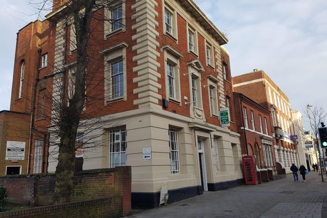 Thumbnail Flat to rent in High Street, West Bromwich