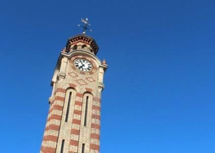 Clocktower of Marston, Epsom KT19