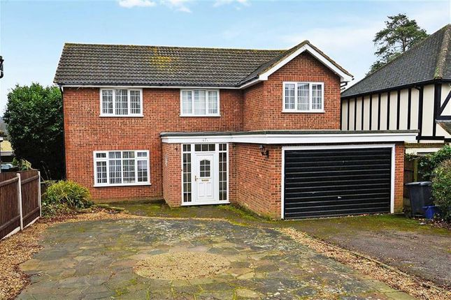 Thumbnail Detached house to rent in Theydon Park Road, Theydon Bois, Epping