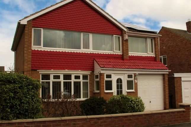 5 bed detached house for sale in Runswick Avenue, Acklam, Middlesbrough