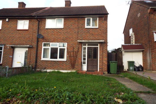 2 bed end terrace house to rent in Dagnam Park Drive, Romford RM3