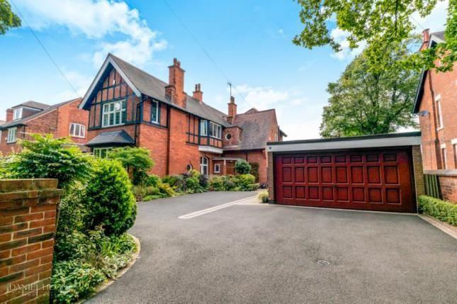 Thumbnail Semi-detached house for sale in Carisbrooke Drive, Mapperley Park, Nottinghamshire