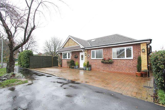 Thumbnail Detached bungalow for sale in 10, Molescroft Avenue, Beverley, East Yorkshire