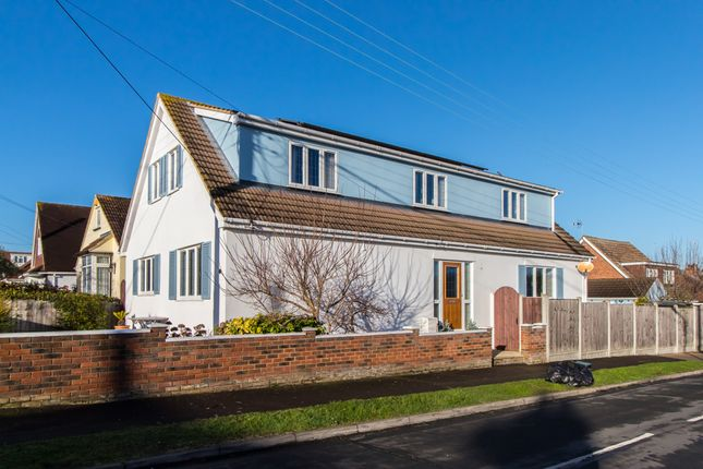 Thumbnail Detached house for sale in Central Avenue, Benfleet