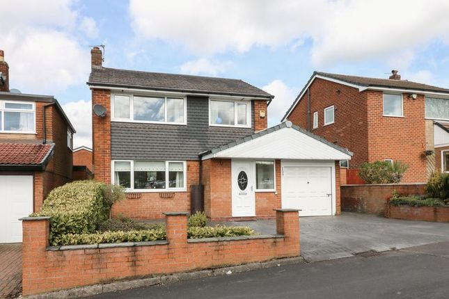 Thumbnail Detached house for sale in Stitch Mi Lane, Harwood, Bolton