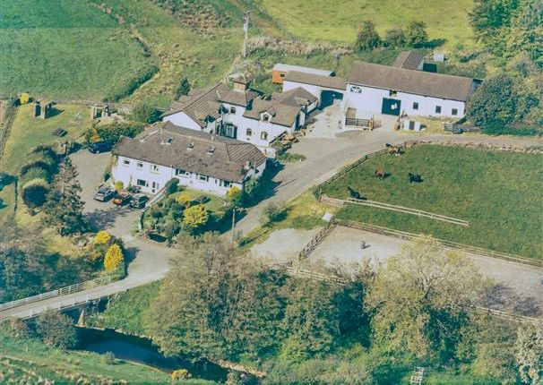 Thumbnail Equestrian property for sale in Roxburghshire, Scottish Borders