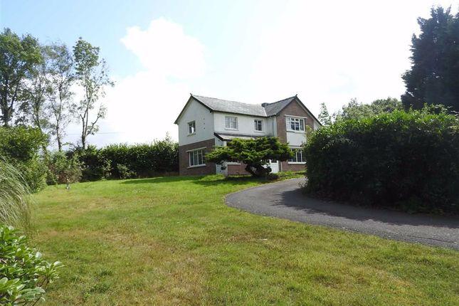 Thumbnail Farm for sale in Llangoedmor, Cardigan, Ceredigion