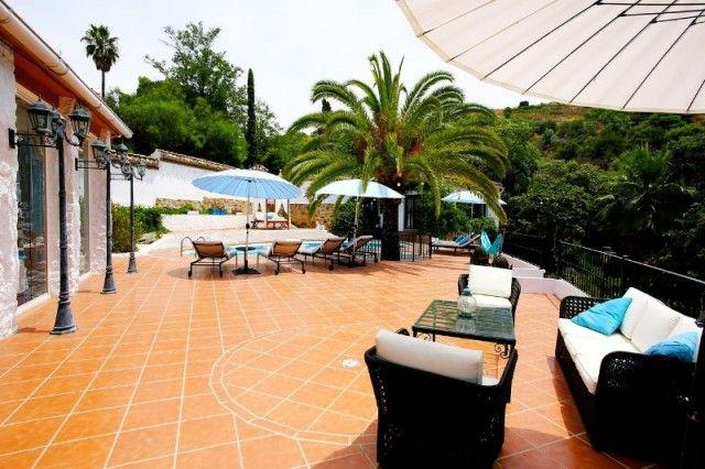 Terraces of Spain, Málaga, Marbella