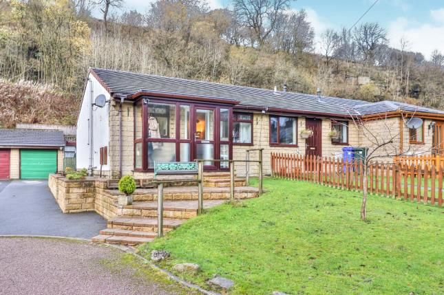 Thumbnail Bungalow for sale in Rock Bridge Fold, Whitewell Bottom, Rossendale, Lancashire