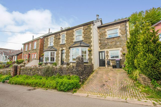 Thumbnail Detached house for sale in Manor Way, Abersychan, Pontypool