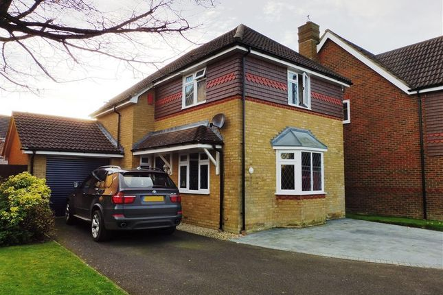 Thumbnail Property to rent in Roman Way, Kingsnorth, Ashford