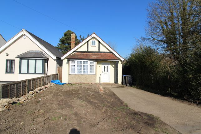 Thumbnail Semi-detached bungalow to rent in Thorney Mill Road, Iver