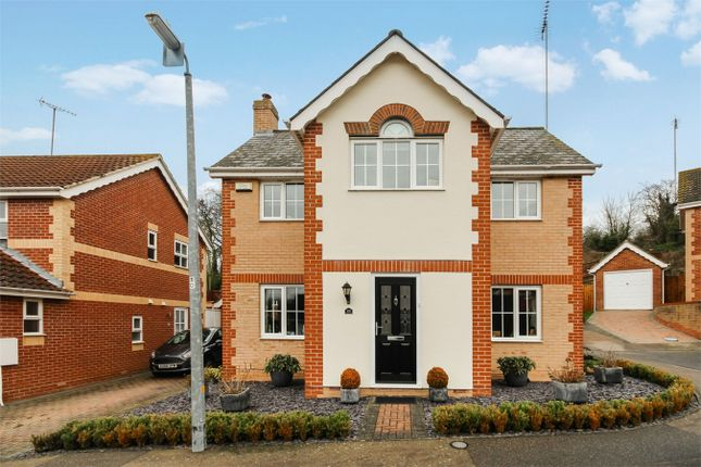 Thumbnail Detached house for sale in Sedgefield Way, Braintree, Essex