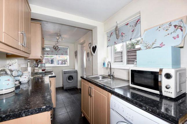 Thumbnail Terraced house for sale in Railway Road, Newbury