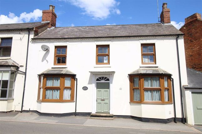 Thumbnail Terraced house for sale in High Street, Weedon, Northampton