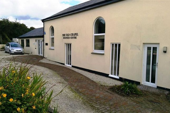 Office to let in The Old Chapel, Greenbottom, Chacewater, Truro