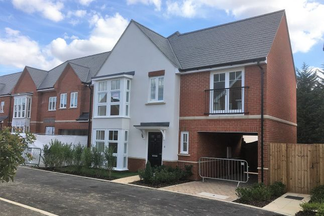Thumbnail Detached house for sale in Rennoldson Green, St John's, Chelmsford