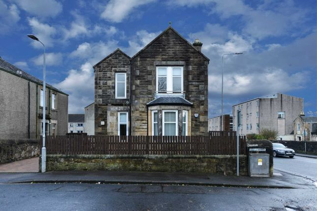Thumbnail Flat for sale in Hagg Crescent, Johnstone