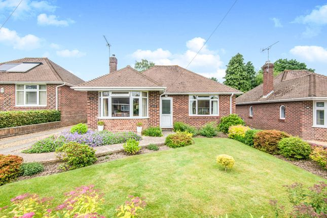 Thumbnail Detached bungalow for sale in Linden Grove, Chandlers Ford, Eastleigh