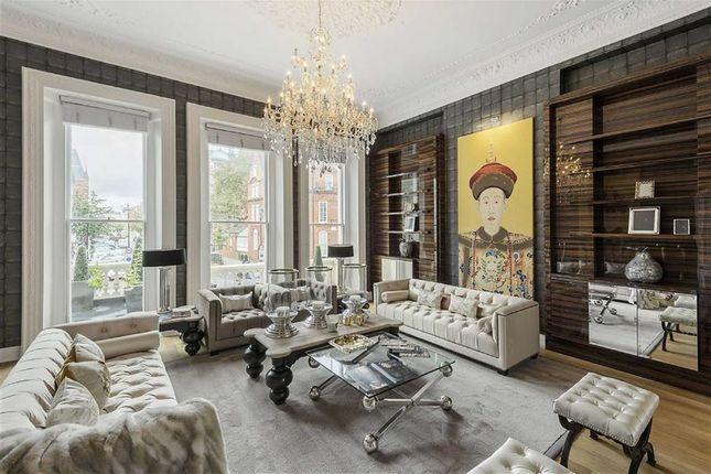 Thumbnail Town house to rent in Princes Gate, South Kensington, London