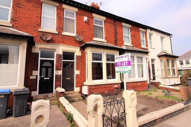 Thumbnail Terraced house to rent in Caunce St, Blackpool