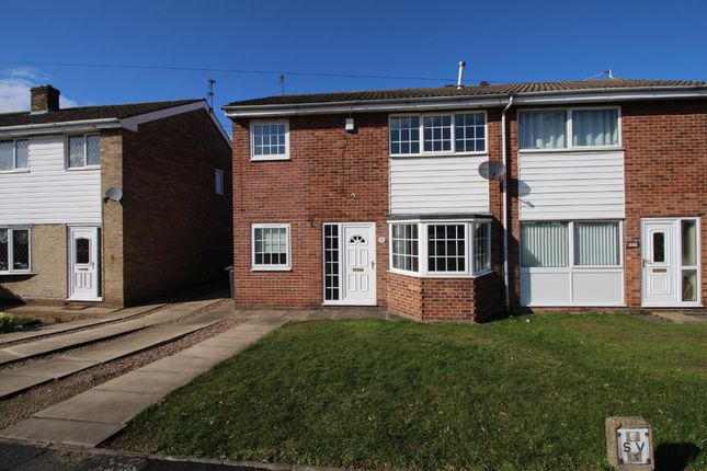 Thumbnail Semi-detached house for sale in The Lings, Armthorpe, Doncaster