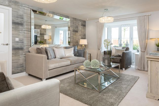 """Thumbnail Detached house for sale in """"Holden"""" at Northern Way, Bury St Edmunds, Bury St Edmunds"""