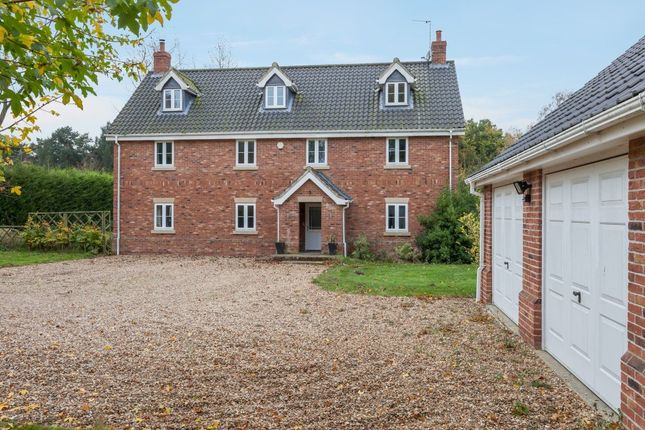 Thumbnail Detached house for sale in Watts Naval, North Elmham, Dereham