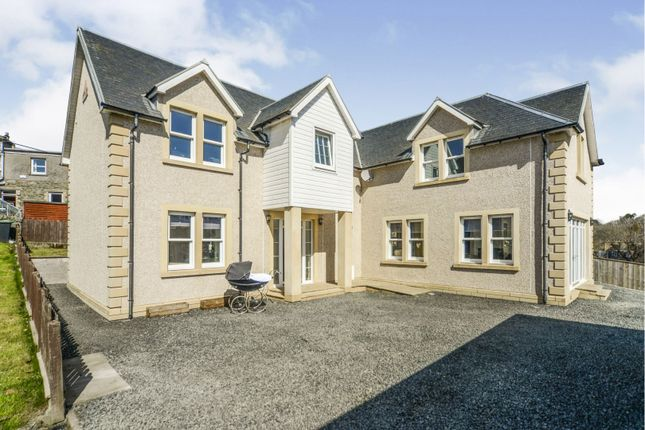 Thumbnail Detached house for sale in Millburn Place, Selkirk