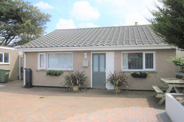Thumbnail Detached bungalow for sale in Chy An Dour Close, St. Ives