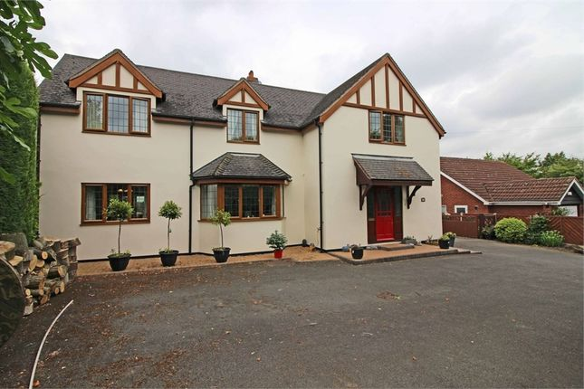 Thumbnail Detached house for sale in Wilnecote House Drive, Wilnecote, Tamworth, Staffordshire
