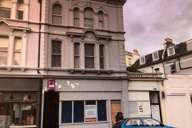 Thumbnail Retail premises for sale in Silchester Road, St. Leonards-On-Sea