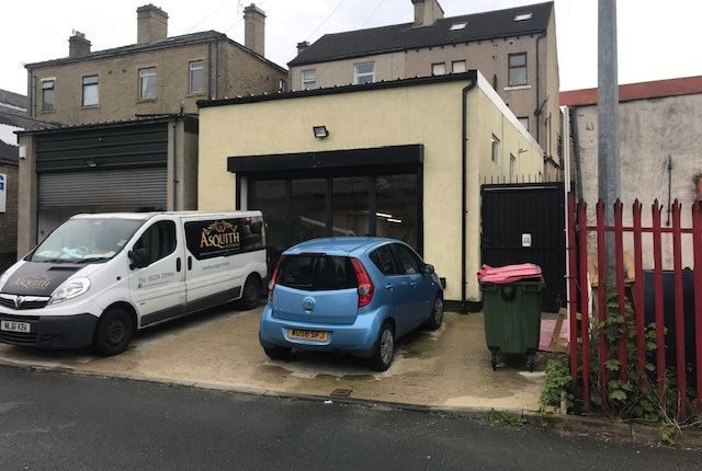 Thumbnail Industrial for sale in Leeds Road, Shipley