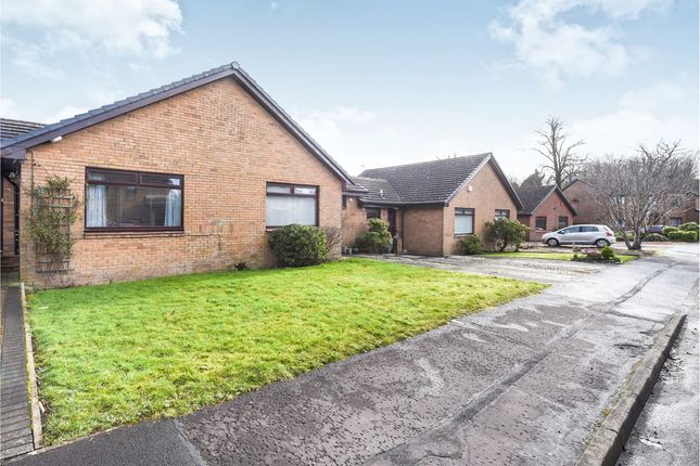 Thumbnail Terraced bungalow for sale in Locher Crescent, Houston, Johnstone