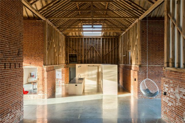 Thumbnail Barn conversion for sale in The Street, Assington, Sudbury