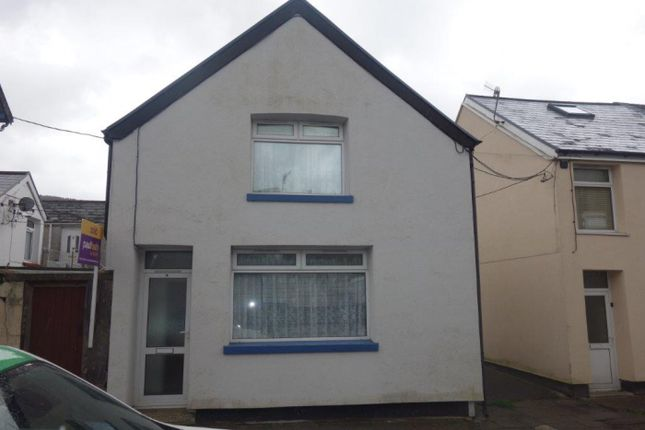Thumbnail Detached house to rent in Brook Street, Treorchy