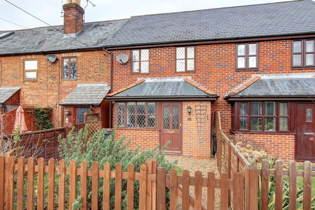2 bed terraced house for sale in Street End, North Baddesley, Hampshire